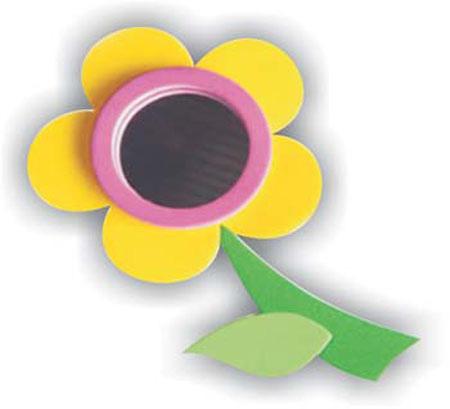 flor porta espejo fomi